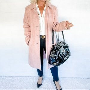 Worthington Baby Pink Winter Coat - Small